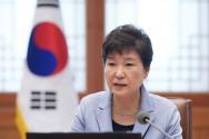 박근혜 대통령 청와대 수석비서관회의