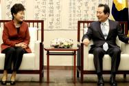 박근혜 정세균 회담 KBS