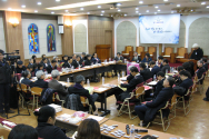 19일 낮 기독교회관에서는 NCCK 실행위가 열렸다.