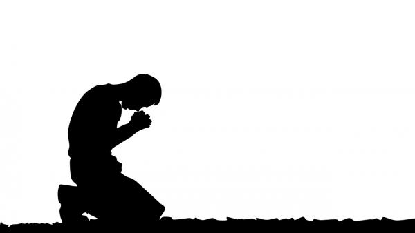 기도 무릎 믿음 신앙