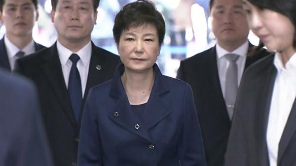 박근혜 전 대통령 법원 출석 / YTN