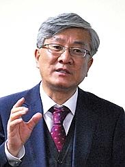 전 호남신대 총장 노영상 교수
