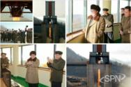 북한 미사일 엔진시험