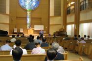 예장합동 헌법개정위원회가 24일 사랑의교회에서 '제101회기 헌법정치 및 권징조례 개정안 공청회'를 개최했다.