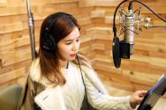 사진1. 배우 박시은이 장애인식개선 애니메이션에 목소리를 기부했다.