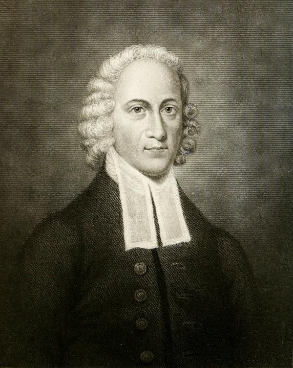 조나단 에드워즈(Jonathan Edwards, 1703-1758)