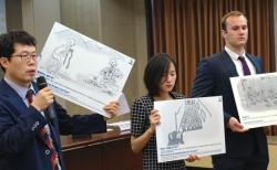 북한인권연대 기자회견