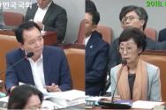 최영애 인권위원회 후보 인사청문회