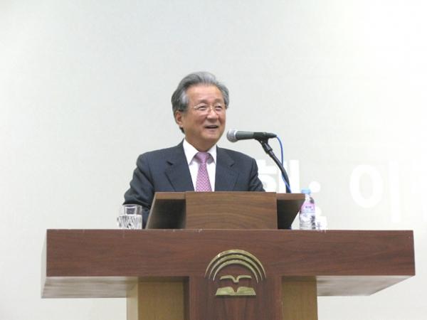 소망교회 김지철 목사.