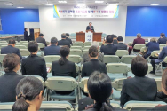 한국교회연합이 20일 오전 군포제일교회에서 임원회를 개최하고, 명칭 변경의 건 등을 발의했다.