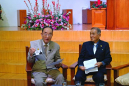 김치선 목사 회고 대담