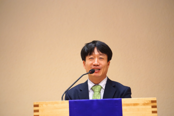백광훈 문화선교연구원장