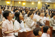 광림교회 호렙산 기도회