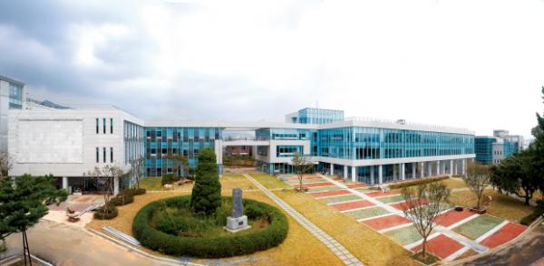 한신대 서울캠퍼스 전경