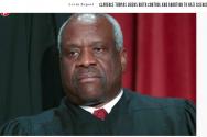 낙태가 현대판 나치 우생학이 될 수 있다고 우려한 클래런스 토마스 미 연방대법원 판사