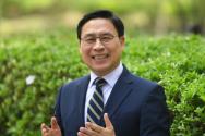 한국공공정책개발연구원장 장헌일 목사