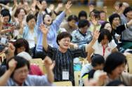 북한구원기도성회 셋째 날 집회