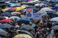 홍콩 시위대