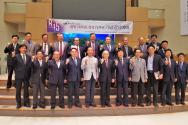 한국교회연합(대표회장 권태진 목사)은 지난 8월 14일 오후 7시 군포제일교회(담임 권태진 목사)에서 광복 74주년, 건국 71주년 기념 감사예배를 드리고