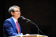 교갱협 대표회장 김찬곤 목사.
