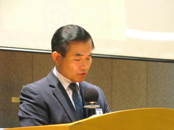 한국군선교신학회심포지엄 양심적 병역 거부