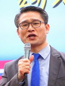 기독자유당 대표 고영일 변호사