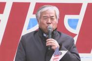 전광훈 목사. 최근 구속 영장 신청 소식에 그는 감옥에도 갈 준비가 되어 있다고 답했다.