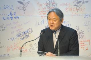 NCCK 총무 이홍정 목사