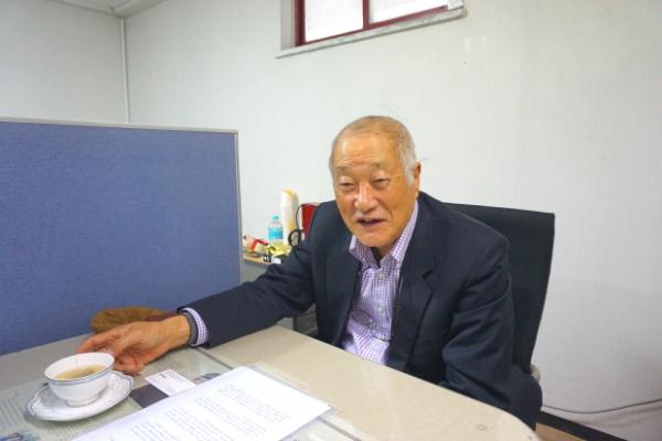 한동대 석좌교수 김순권 박사 인터뷰