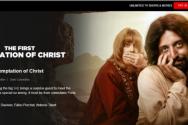 예수 그리스도를 동성애자로 묘사한 풍자 코미디 '예수의 첫 번째 유혹(The First Temptation of Christ)'