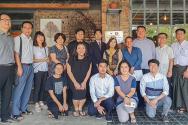 한동대 미얀마 양곤에서 한동대-ASEAN 창업혁신센터 현판식