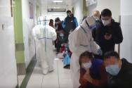 중국 우한 폐렴 바이러스