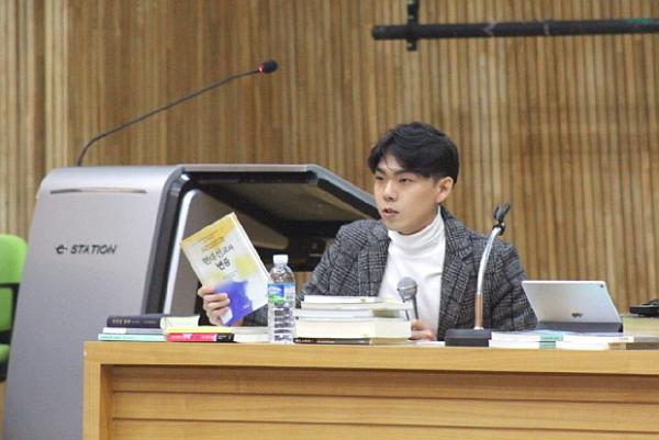 감리교 신학대 용인 구성교회 김요환 목사