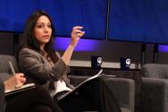 박해받은 이란 기독교 여인