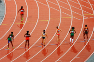 육상 달리기