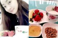서효림 다이어트 식단