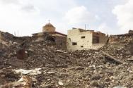 ISIS에 의해 파괴된 바트나야 기독교 마을 재건 진행 중