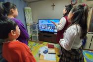 가정 온라인 예배