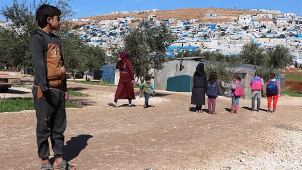월드비전 시리아 피난민 위해 기부