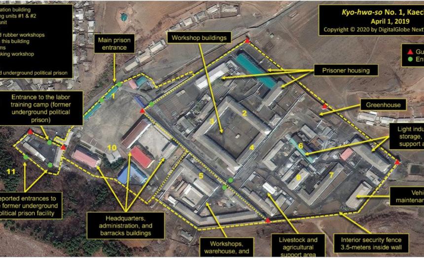 북한인권 교화소 북한인권위원회