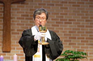 기장 제 104회 총회장 육순종 목사(성북교회)