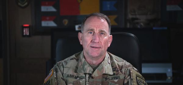 로버트 에이브럼스(Robert Abrams) 주한미군 사령관