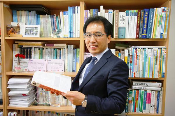국어교육과 조재윤 교수