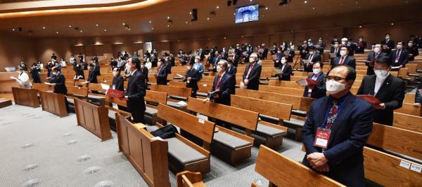 한국교회부활절연합예배