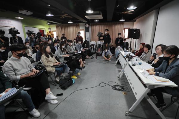 '정의연'에 쏠린 눈… 위안부 피해자 기부금 관련 논란 해명