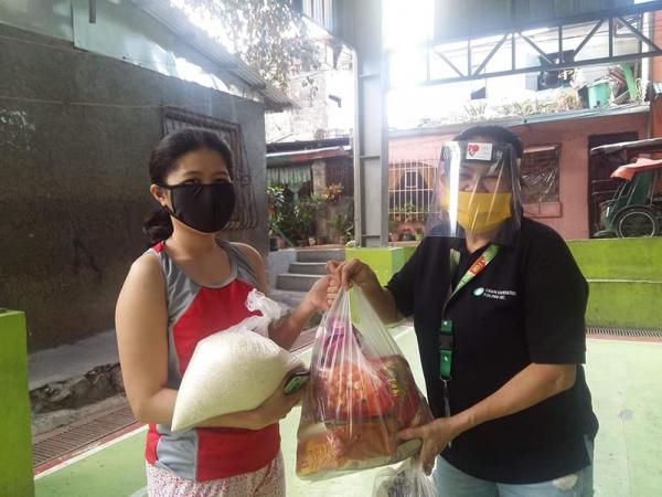 밀알복지재단-애터미,  필리핀 코로나19 피해 장애인에 긴급지원