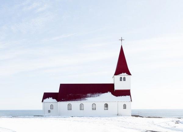 교회 예배당
