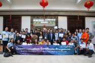 캄보디아에서 SISD 창의혁신 프로그램 개최(2019.1.14.~18.)