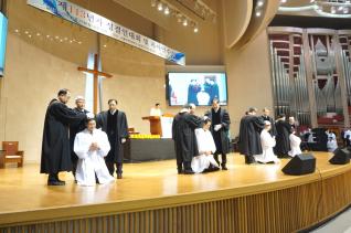 제 113년차 성결인대회 및 목사안수식