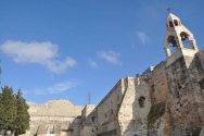 예수탄생교회 팔레스타인 베들레헴